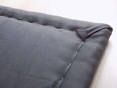 DIY   PIKOWANY ZAGŁÓWEK DO ŁÓŻKA • Dekoruj chwileDekoruj chwile - Bed Pillows, Pillow Cases, Diy, Bags, Design, Home Decor, Pillows, Handbags, Decoration Home