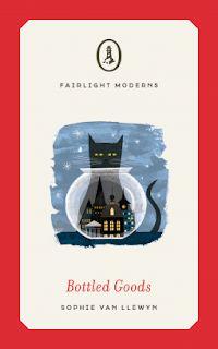 Literary Flits: Bottled Goods by Sophie Van Llewyn