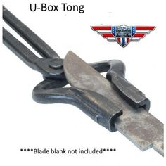Buy your Ubox forging tongs from Blacksmiths Depot today. These Ubox tongs are designed to hold a thick flat bar, but also work great with a bar as well. Forging Tongs, Forging Metal, Metal Welding, Blacksmith Tongs, Blacksmith Tools For Sale, Collector Knives, Trench Knife, Metal Working Tools, Hard Metal