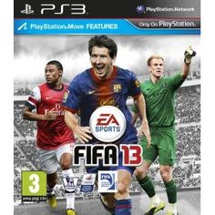 FIFA 13 (PS3): Amazon.co.uk: PC & Video Games