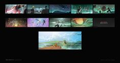 Final Fantasy VII Part 7, Lap Pun Cheung on ArtStation at https://www.artstation.com/artwork/final-fantasy-vii-part-7