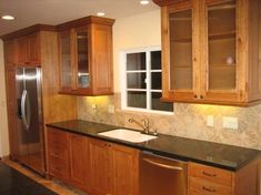 Remodel Galley Kitchen Before After most galley kitchens tend to be dark since they are a dead end