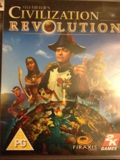 PS3 Sid Meier's Civilization Revolution for Sony PlayStation 3