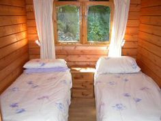 Self Catering Log Cabins in Snowdonia - North Wales