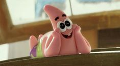 Cute Gifs Moving Images Gif, Ice Cream Videos, Funny Films, Patrick Star, Animals Images, Have Some Fun, Spongebob, Animated Gif, Cute Pictures