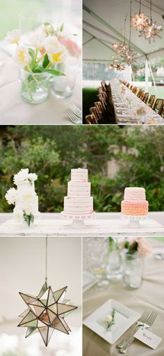 Rosemary Beach Wedding from KT Merry Photography - via Style Me Pretty - full: https://www.stylemepretty.com/2012/10/18/rosemary-beach-wedding-from-kt-merry-photography/#