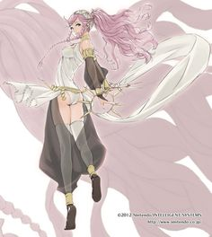 Olivia - Fire Emblem Awakening