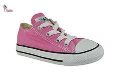 Converse All Star Baskets basses pour nourrissons - Rose - rose, - Chaussures converse (*Partner-Link)