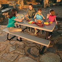 1000 Images About Lifetime Plastic Resin Picnic Tables On
