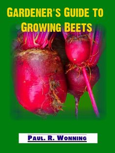 The Gardeners' Guide to Growing Beets serves as a valuable resource on the culture of growing beets as well as instructions on how to freeze, can and harvest this delicious, popular food. Popular Recipes, Popular Food, Growing Vegetables, Beets, Preserves, Harvest, Saving Money, Culture, Freeze