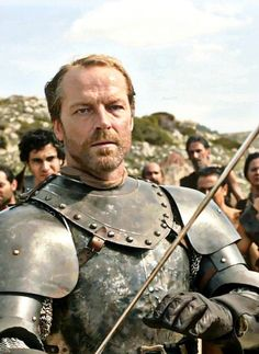 Iain Glen - A man of many talents. Mormont Game Of Thrones, Game Of Thrones Art, Character Portraits, Character Art, Ser Jorah Mormont, Iain Glen, Margaery Tyrell, Staying Up Late, Medieval Armor
