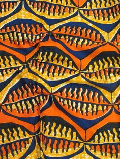 WAX African Textiles, African Fabric, African Patterns, Textile Patterns, Print Patterns, African Print Fashion, African Prints, Textile Texture, Illustration