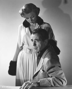 Gloria Grahame & Humphrey Bogart