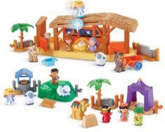 Little People® Nativity Playset Gift Set <BR/>Buy Gift Set & SAVE!   BrandsLittlePeople   Fisher Price
