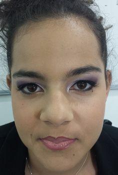 Make up soir