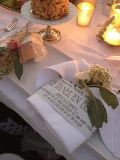 Diner en Blanc. White table setting. Diner en Blanc. San Diego