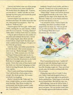 """American Girl Magazine - January 1993/February 1993 Issue - Page 47 (Part 7 of """"Hawkeye Hatty Rides Again"""" - A Story by Eleanora E. Tate)"""