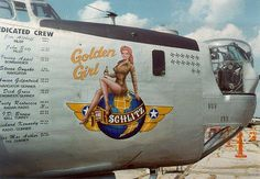 Nose Art Girls | Recent Photos The Commons Getty Collection Galleries World Map App ...