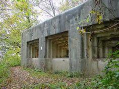 WWII - Europe: Fort Eben-Emael - Liege, Belgium