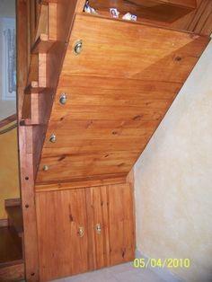 astuce gain de place 3 tiroirs pour mon dessous d 39 escalier vous tes fan de cartonnage. Black Bedroom Furniture Sets. Home Design Ideas