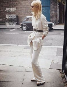 Fashion Editorial | Carnaby Street: Nadine Leopold By Stefano Galuzzi For Glamour France September 2014
