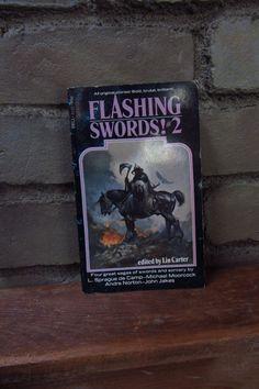 $6 Flashing Swords #2 by Lin Carter