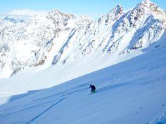 Pitztaler Gletscher - Rifflsee, Austria 19.02.2011   Powderlove