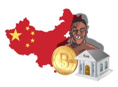 Bitcoin dealt huge blow in China as two national banks and Tenpay ban cryptocurrencies [TNW]