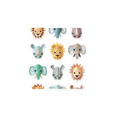 Wild Animal Wallpaper, Motif Vintage, Studio, Birthdays, Teddy Bear, Kids Rugs, Design, Wild Animals, Kobe