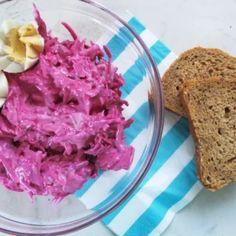 9 gyönyörű pink, majonézes céklasaláta | Nosalty Cabbage, Favorite Recipes, Vegetables, Pink, Food, Essen, Cabbages, Vegetable Recipes, Meals