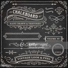 chalkboard banner - Google 検索