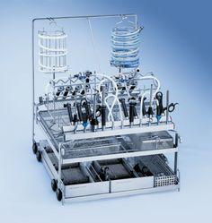 Modules à injection pour laveurs [Une gamme complète d'accessoires est disponible : nous consulter : 04 99 52 62 32 - siege@steam.fr]