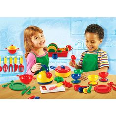 Purchase the Learning Resources Play Kitchen Set for less at Walmart.com. Save money. Live better.