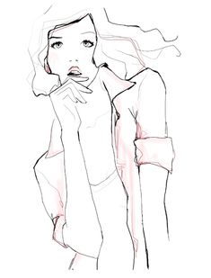 Garance Doré illustrations