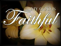 Deuteronomy 7:9 Know therefore that the Lord your God is God; he is the faithful God, keeping his covenant of love to a thousand generations of those who love him and keep his commandments.