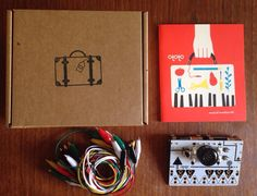 MATRIXSYNTH: Dentaku Ototo Musical Instrument Kit