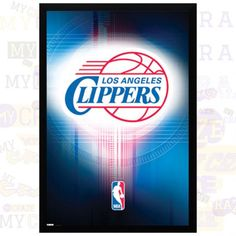 NBA Los Angeles Clippers licensed