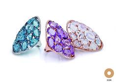 #Rings by Gioielli Ferraris - #GioielliFerraris
