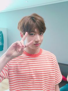 Congrats for being the special MC on music core Jungkook ❤ #BTS #방탄소년단