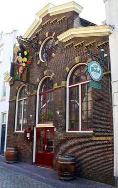 De Branderij - Leiden, Zuid-Holland, Netherlands