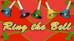 Ring the Bell with Marty! A fun Christmas song with actions for kids. Works great with toddlers, preschool, kindergarten and the ESL / EFL classroom. Downloa...