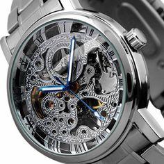 $18.99 (Buy here: https://alitems.com/g/1e8d114494ebda23ff8b16525dc3e8/?i=5&ulp=https%3A%2F%2Fwww.aliexpress.com%2Fitem%2F2016-Fashion-Brand-Luxury-Men-Automatic-Mechanical-Watch-Skeleton-Dial-Military-Watch-Relogio-Male-Montre-Watch%2F32716682299.html ) 2016 Fashion Brand Luxury  Men Automatic Mechanical Watch Skeleton Dial Military Watch Relogio Male Montre Watch Mens Relojes for just $18.99