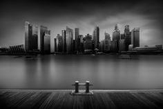 Photo Visual Juxtaposition II - Urban Promise by Jamal Alias on 500px