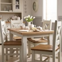 Salcombe Oak Dining Furniture Collection