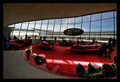 Saved: TWA Terminal at JFK International Airport (Photo: Timothy Vogel)   Why was it ever in danger?