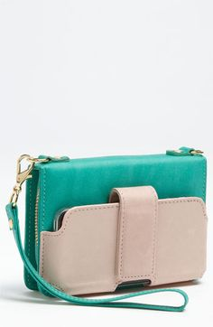 Cross body bag, holds iPhone + wallet essentials, super cute at $88 #nordstrom