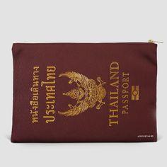 Thailand - Passport Pouch Bag