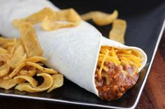 Chili Cheese Burrito