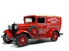 DELIVERY TRUCK FORD BUDWEISER 1931