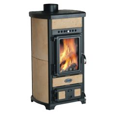 Sideros Jolie Wood Burning Stove